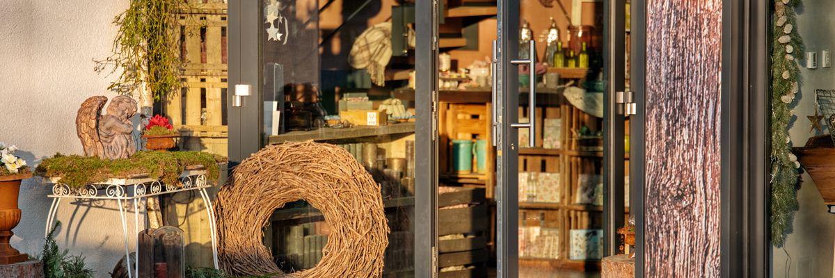 Unser Landhausladen in Wissembourg hat heute eröffnet