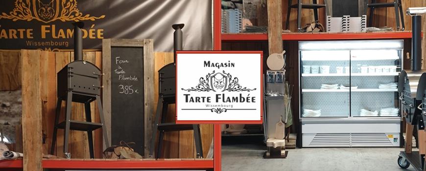 Flammkuchen-Store