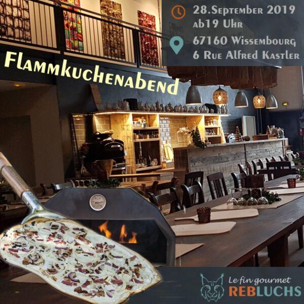 Elsässer Spezialitäten-Abend - 30.05.2020
