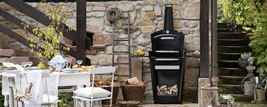 """Wir präsentieren den GOOKER """"wood-fired"""" - Gourmetstyle & Genuss auf der GARTEN Stuttgart 2018"""