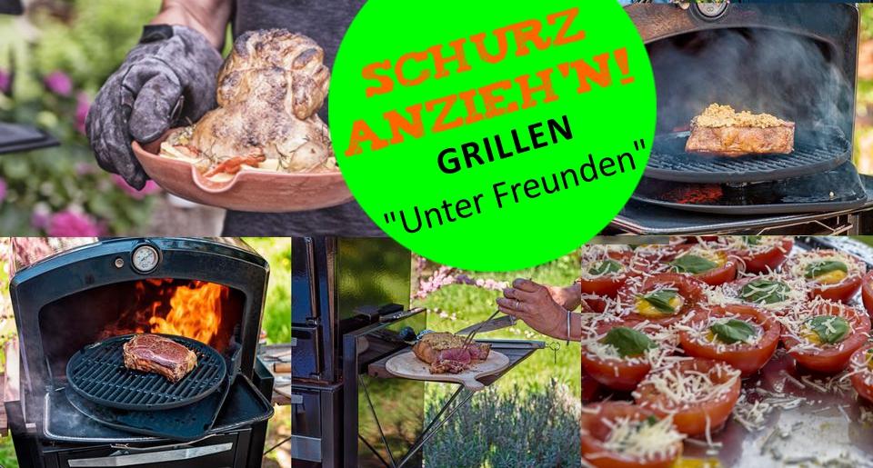"Sommergrillen, Samstagabende ""Unter Freunden"""