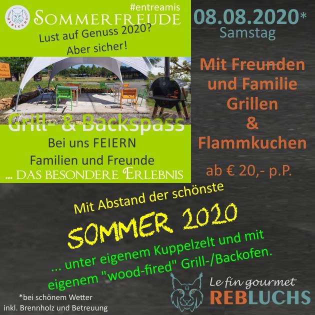 Mit Abstand der schönste Sommer 2020 - SA, 08.08.2020
