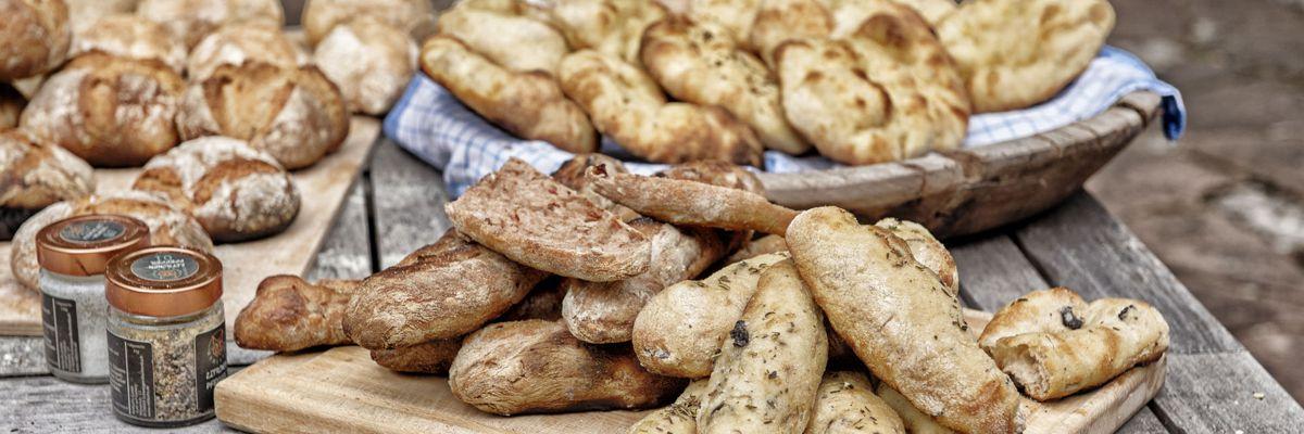 Erster Backtag mit Brotsommelier