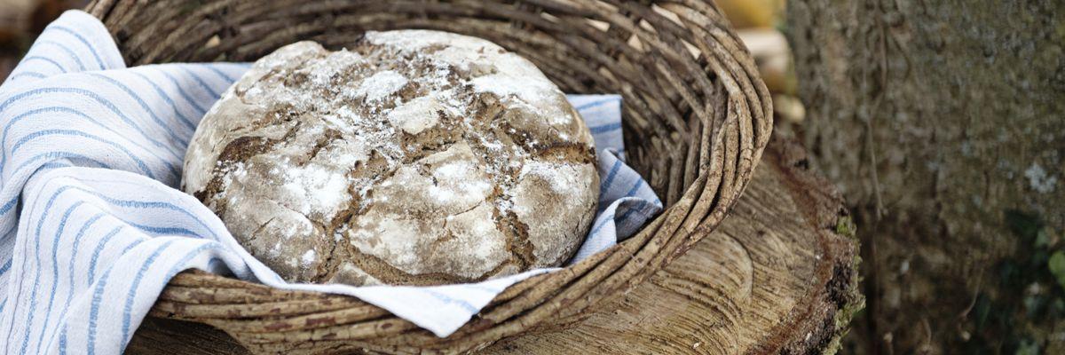 Erstes Brot im GOOKER BBQ-Ofen